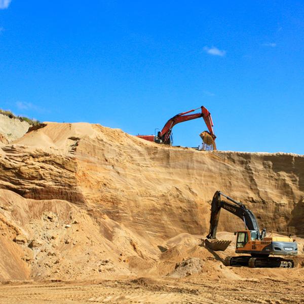 Строительный песок за 1 куб тмм строительная компания